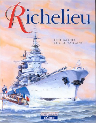 Richelieu par René Sarnet