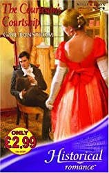 The Courtesan's Courtship (Mills & Boon Historical) by Gail Ranstrom (2006-08-01)