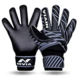 NIVIA Spider F.B G/Keeper Gloves Large Black