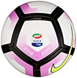 Nike PITCH-SERIE A - Ball Unisex, Weiß (white/purple/black), 5