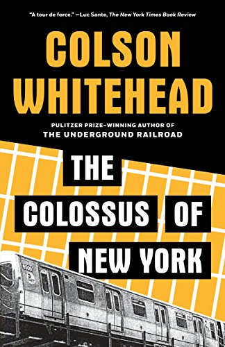 The Colossus of New York (English Edition)