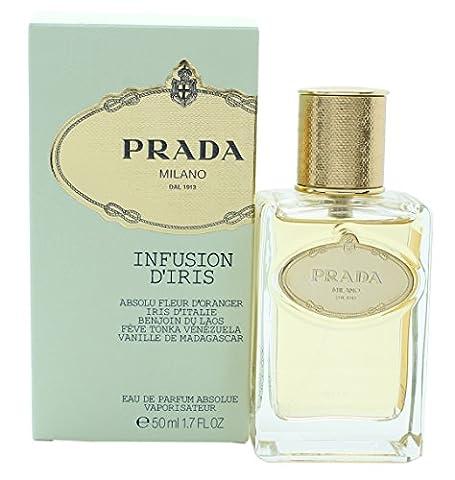 PRADA - Infusion D'iris Absolue Fleur D'oranger - Eau De Parfum Vaporisateur