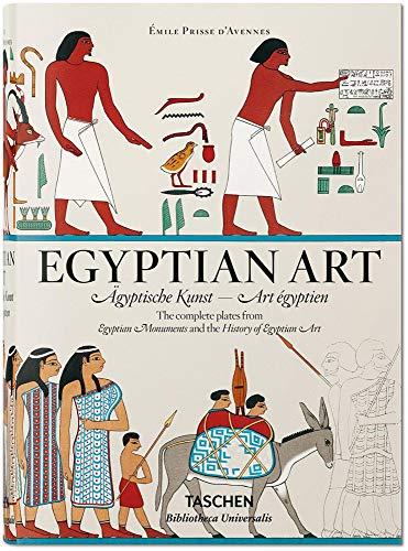Prisse d'Avennes. Egyptian Art par Salima Ikram