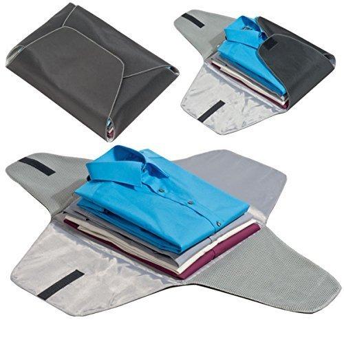 Hemd-Tasche - knitterfreie Hemden auch auf Reisen