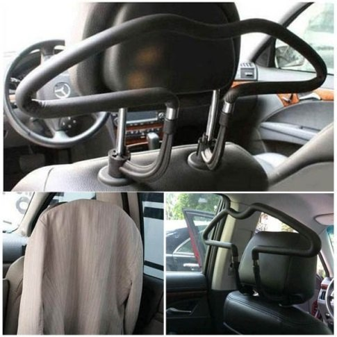 Eximtrade Universal Auto Aufhänger Halter für Kleider Jacken Anzüge Mäntel (Bluetooth-anhänger-lichter)