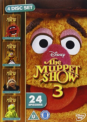 The Muppet Show - Season 3 [DVD] by Jim Henson