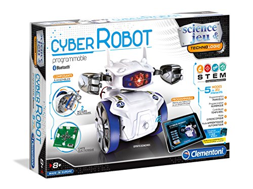 Clementoni - 52182 - Cyber Robot