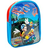 """Disney Mickey Mouse and Donald Duck """"Cool Rules"""" Backpack For School or Nursery"""