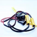 2X H8 / H11 Lastwiderstände 50 Watt 10 Ohm- LED Widerstand Widerstände Keine Fehlermeldung