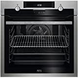 AEG BPE531120M Electric oven 71L A+ Acero inoxidable - Horno (Medio, Electric oven, 71 L, 71 L, 30 - 300 °C, 1900 W)