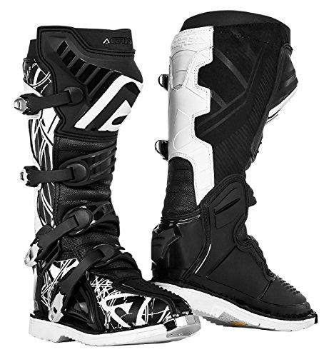 Acerbis Motocross-Stiefel X-Pro V. Schwarz Gr. 45