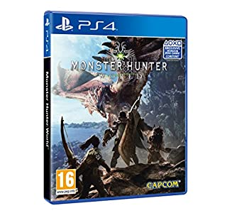 Monster Hunter World PS4 (New) (B071JV55H8) | Amazon Products