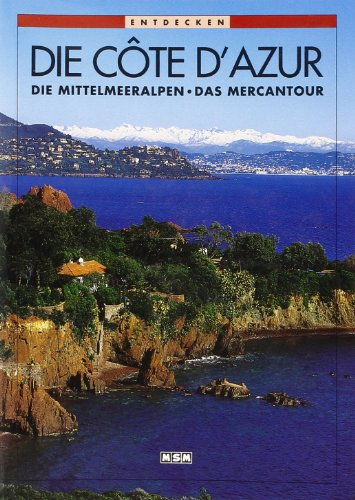 Die Côte d'Azur - Entdecken (Allemand)