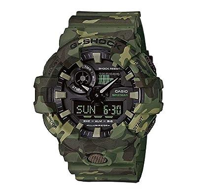 CASIO Reloj Analógico-Digital