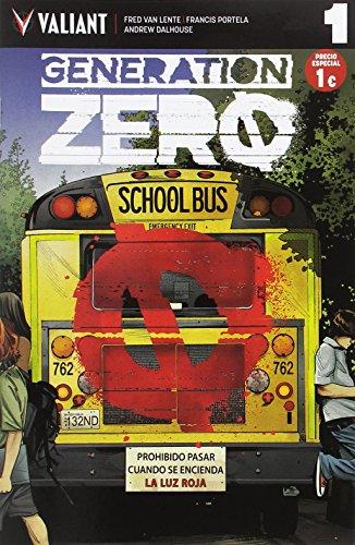 Generation Zero 01 por Fred Van Lente