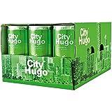 City Hugo Holunderblüte & Limette, Pfandfrei, 12er Pack, 12 x 200 ml