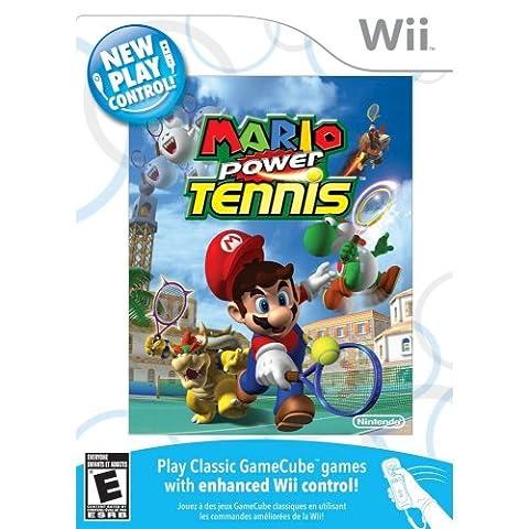 Mario Power Tennis [PEGI]