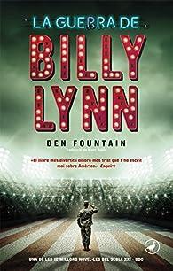 La guerra de Billy Lynn par Ben Fountain