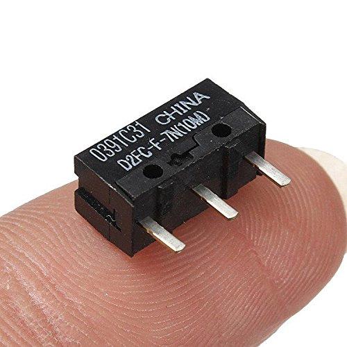 Preisvergleich Produktbild 1 PC Mikroschalter OMRON D2FC-F-7N (10M) für Maus