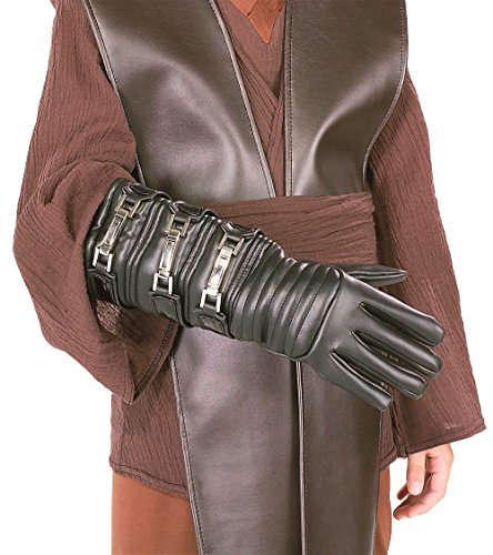 Rubie's Anakin Skywalker Handschuhe für Kinder (Anakin Skywalker Kind Kostüm)