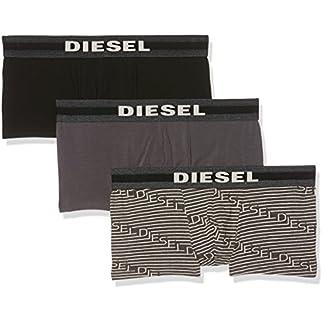 Diesel 0WANM, Bóxer Para Hombre, Pack de 3