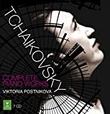 Tchaikovsky: Complete Piano Works (Viktoria Postnikova)