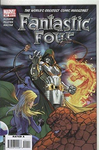 Fantastic Four numero 551