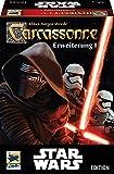 Schmidt Spiele Hans im Glück 48260 Star Wars Carcassonne, Erweiterung 1, Spiel und Puzzle