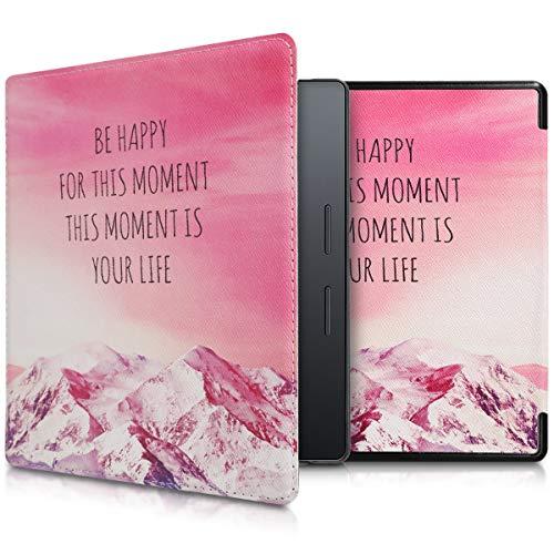 kwmobile Amazon Kindle Oasis 9. Generation Hülle - Kunstleder eReader Schutzhülle Cover Case für Amazon Kindle Oasis 9. Generation