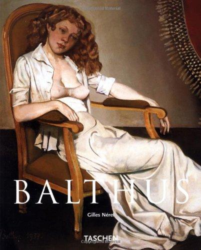 Balthus Basic Art Album (Taschen Art Albums) por Gilles Neret