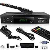 Echosat HDMI SCART HD Receiver Satellit DVB S2 HD Receiver für...