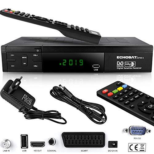 Echosat HDMI SCART HD Receiver S...