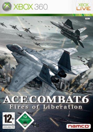 Ace Combat 6 - Fires of Liberation (Deluxe Simulator Flight)