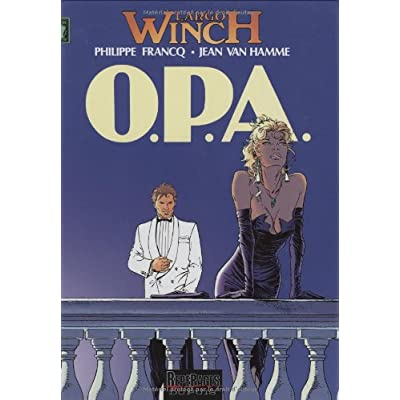 Largo Winch, tome 3 : O.P.A.