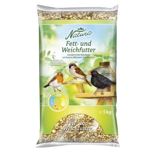 Dehner Natura Fett- und Weichfutter, 5 kg