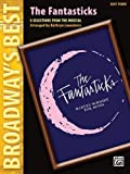 The Fantasticks: 8 Selections from the Musical for Easy Piano