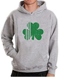 Saint Patrick's Day Irish Shamrock - Ireland's Clover Hoodie