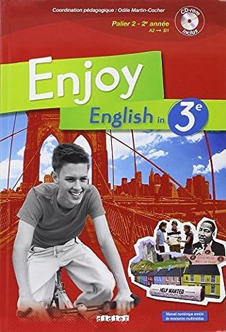 Enjoy English - Enjoy English in 3e Palier 2 -