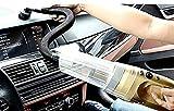 MODERN INNOVATOR Car Vacuum, Car Vacuum Cleaner with DC12V, 4000pa Handheld Auto Vacuum