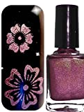 10 ml Holo Stampinglack MARS (10) Stampinglack mit WOW-Effekt. Color Your Nails