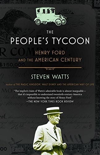 Download Pdf The People S Tycoon By Steven Watts Ebook