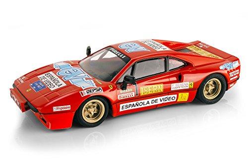 Scalextric - Ferrari 308 Zanini Vintage, coche de juguete (A10215S300)