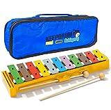 Sonor GS Xylophon Glockenspiel für Kinder + Keepdrum Tasche Bag GRATIS!!!