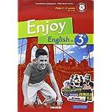 Enjoy English in 3e Palier 2 - 2e Année (1CD audio)