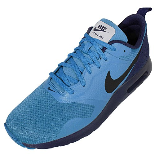 Nike AIR MAX TAVAS, sneakers da uomo blu/nero (Stratus blu/nero-ossidiana)