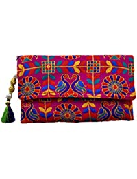 MYIRRA Women Canvas Clutch Bag 9aadf0d05522d