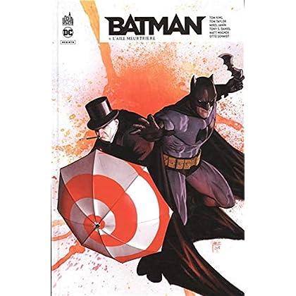 Batman Rebirth, Tome 9 : L'aile meurtrière