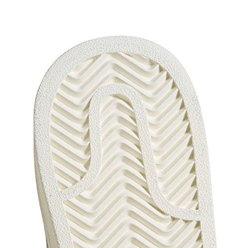 adidas Campus, Scarpe da Ginnastica Basse Donna Grigio (Mgh Solid Grey/footwear White/gold Metallic)