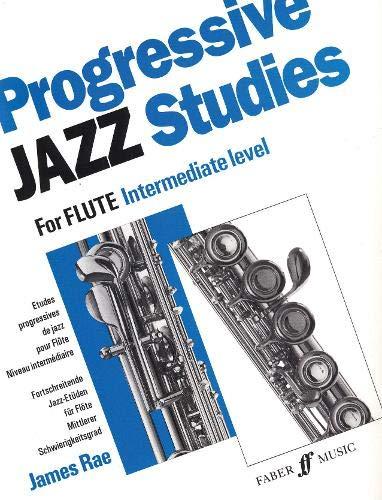 Progressive Jazz Studies 2 (Flute) (Faber Edition)
