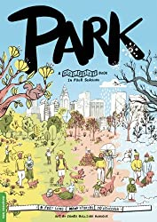 Park: A Fold-Out Book in Four Seasons